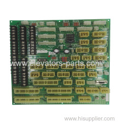 LG-Sigma Elevator Lift Parts DOM-150 PCB Interface Circuit Board
