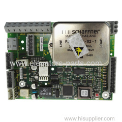 Schindler Elevator Lift Spare Parts PCB ID.NR.594403 LON1BV Door Operator Board