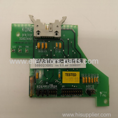 Kone Elevator Spare Parts 508024H01 KM508023G01 PCB Electronic Board