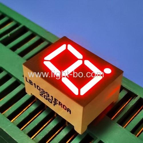 "10mm display;9.9mm display;0.39"" display;0.39inch 7 segment;0.39"" red display"