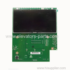 Kone Elevator Lift Spare Parts PCB KM1368843G01 KM1368844H07 KSSLMUL LCD Display Board
