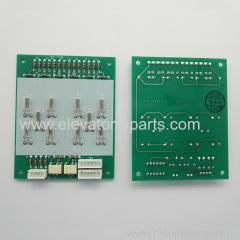 Mitsubishi Elevator Spare Parts LHA-026A GPS-3 PCB Door Display Board
