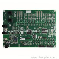 Shanghai Mitsubishi Elevator Spare Parts P203700B001G01 PCB Control Cabinet Circuit Board