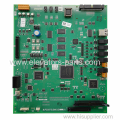 Shanghai Mitsubishi Elevator Lift Parts PCB P203721B001G02 Control Cabinet Mother Board