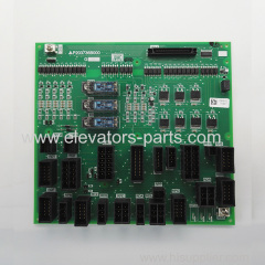 Shanghai Mitsubishi Elevator Spare Parts PCB P203736B000G01 P1 Interface Board