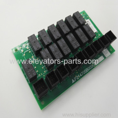Shanghai Mitsubishi Elevator Lift Spare Parts P214705B000G12 PCB Interface Board