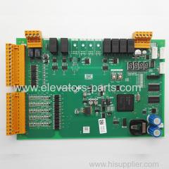 Shanghai Mitsubishi Elevator Lift Parts PCB P214710B000G02 LWHY Control Main Board