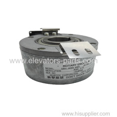 Mitsubishi Elevator Lift Spare Parts SBH-4096-6MD X65AC-22 GPM-3 Rotary Encoder