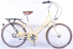 Rear Coaster Brake Bicycle