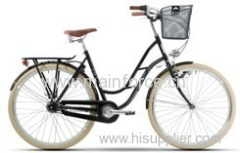 700C steel frame&fork bicycle