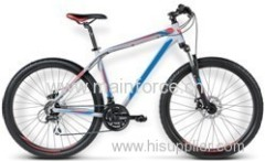 27.5'' Steel suspension fork bicycle