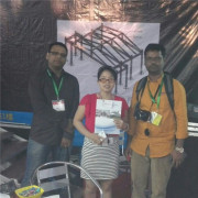 Sound Pvt Ltd from India met ITSCtruss in Prolight+Sound Expo. 2015!