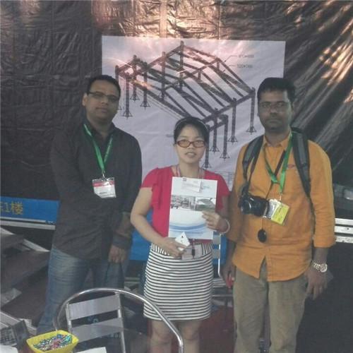 Sound Pvt Ltd from India met ITSCtruss in Prolight+Sound Expo. 2015!