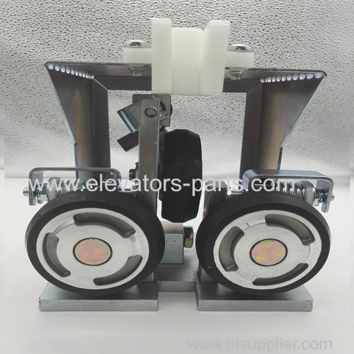 Kone Elevator Spare Parts HZ80 Roller Guide Shoe Roller Dia 80mm