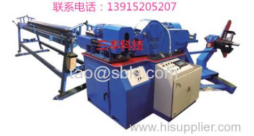 SBKJ Round pipe machine