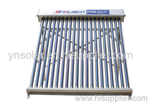 Non Pressure Vacuum Tube Solar Collector (One-wing Type)