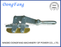 Automatic Come Along Clamps for Anti Twisting Braided Steel Rope
