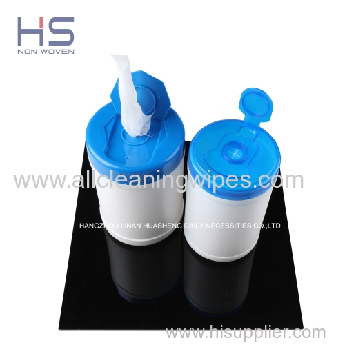 Nonwoven Cleaning Wipes Dry Wipes for Canister Bucket