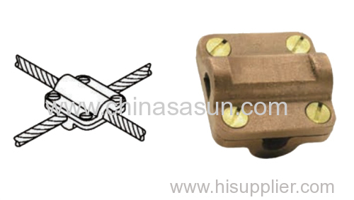 Square Cable Clamp junction clamp