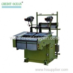 high speed elastic cotton bandage making machine