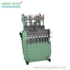 High speed shutless needle loom machine