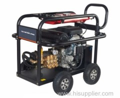 400bar-600bar gasoline high pressure washer commercial grade