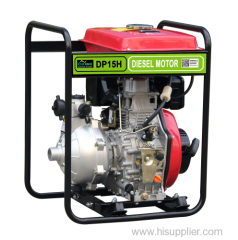 High Pressure Diesel water pump 1.5inch 2inch and 3inch