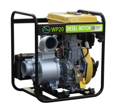 Diesel engine water pump 2inch 3inch 4inch and 6inch(big fuel tank)