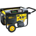 3kw-7kw gasoline generator with wheels and handle