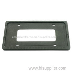 The silicone ul license plate frame silicone License plate frame Supplier license plate frame manufacturers