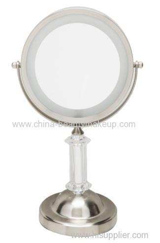 LED mirrors LED metal table mirrors high quality mirror beauty products makeup products