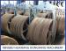 Poleas de Tendido de Cables Conductores Aereos