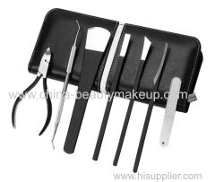 Pedicure knifes nail file cuticle nippers pedicure tools pedicure kit pedicure set