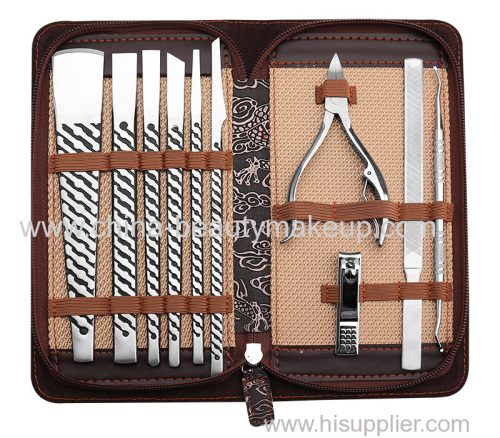 High quality pedicure tools pedicure kit pedicure set pedicure knifes cuticle nipper stainless steel tools