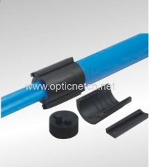 Divisible Duct Sealing Connectors Suitable for The Application of Pipe Renovation Optical Connector