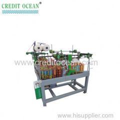 CREDIT OCEAN elastic and non-elastic round cord braiding machine -COBS52-2AB-S-W
