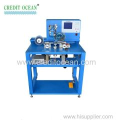 CREDIT OCEAN high speed automatic lace rhinestone hotfix machine Rhinestone Hotfix Machine