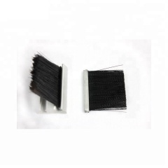 Escalator Spare Parts Brush Double Grooves Safety Brush Traveltor Skirt Brush
