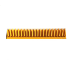 Otis Escalator Spare Parts XAA455J1 K-EDGE Yellow Strip Plastic Demarcation