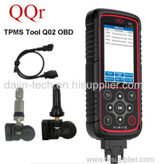 touch screen programmable TPMS obd2 sim card gps tracker with diagnostic function obd2 scanner diagnostic tool