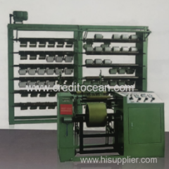 Credit Ocean Rubber warping machine