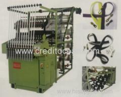 Credit Ocean Zipper belt needle loom