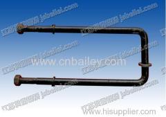 Bailey U-Steel Deck Bolt