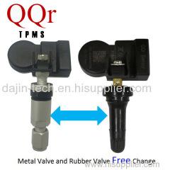 Universal 433Mhz Internal 52933C1100 A0009050030 100 Psi Sensor TPMS For Mitsubishi Pajero Suzuki Audi Citroen C5 Hyunda