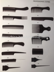 Professional combs high quality hair brushes salon professional combs beauty supplies makeup supplies