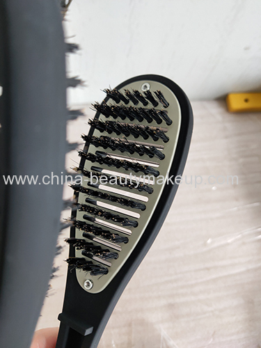 Professional hair straightener Ceramic coating plate hair straighten brush beauty supplies beauty tools home supplies