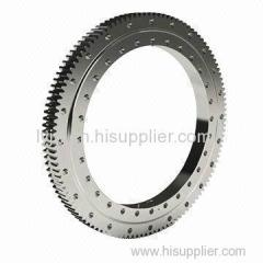 manufacturing slewing roller/ball bearings