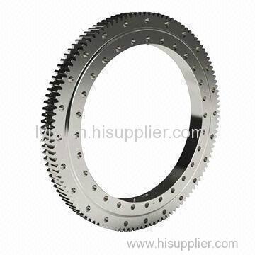 manufacturing slewing roller/ball bearings