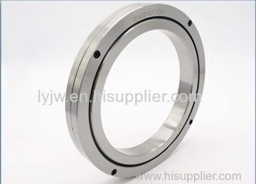 Crossed roller slewing rings made in china with size 160X220X25mm