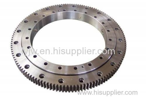 Customized four point contact ball slewing bearing